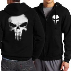Veste le Punisher Design 2018 homme et femme