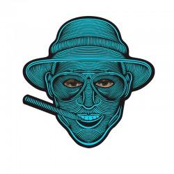 Masque Las Vegas Parano LED qui réagit à la Musique