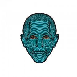 Masque LED Barack Obama qui réagit à la musique