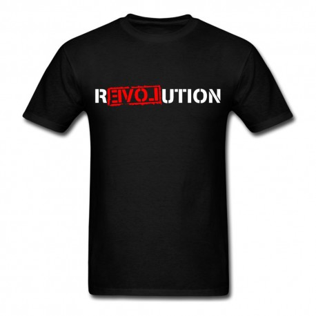 Tee-shirt REVOLUTION LOVE