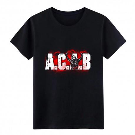 Tee shirt ACAB révolution