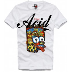Tee shirt bart simpson - Enjoy acid