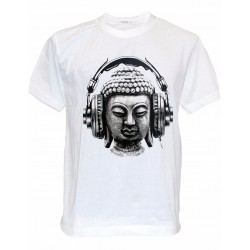 T-shirt DJ Bouddha Design