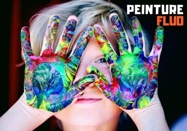 Peinture Fluo | Maquillage Fluorescent